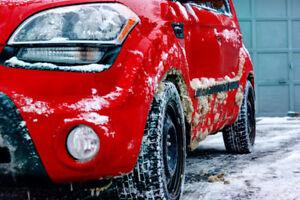 2013 Kia Soul 2U - ready  for winter