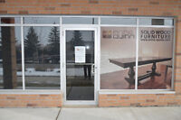 900 sq.ft. retail space/store commercial space for sub lease