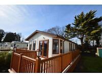 Luxury Lodge Nr Fareham Hampshire 2 Bedrooms 4 Berth Omar Westfield 2013 Solent