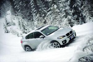 BMW ENSEMBLE KIT ROUES ET PNEUS WINTER PACKAGE!!!