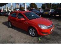 Vauxhall Astra CLUB 1.3 CDTI 90 5 DOOR DIESEL 2008 5 DOORS