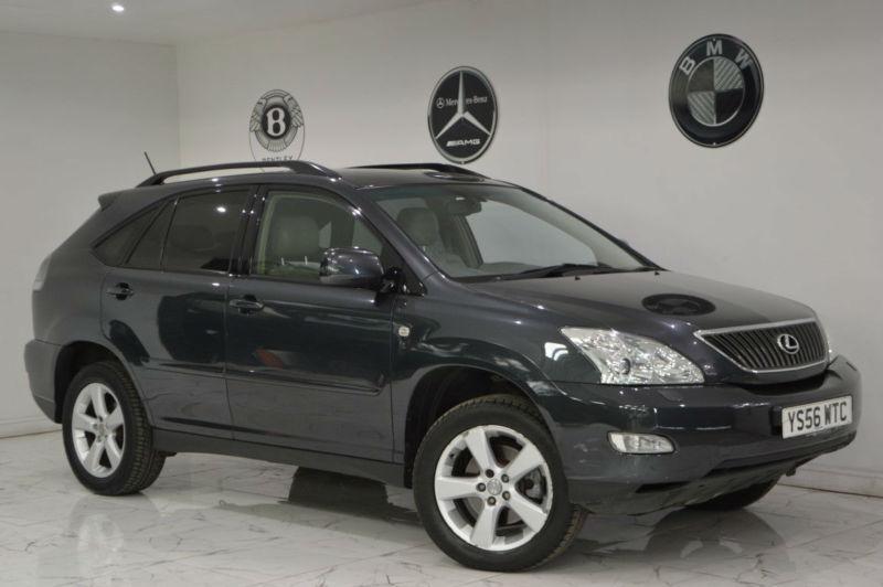 2007 Lexus RX 350 3.5 Multimedia U0026 ICE Auto LE+SATNAV+3 KEYS+REVERSE  CAMERA+PX+