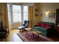 13 July / family holiday flat / great Central Edinburgh location. Wifi. Cot, hi chair. Study