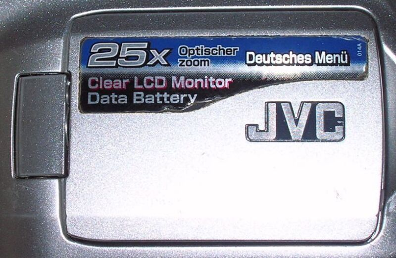 LCD cover LY35155-010A with hinge and PCB for JVC GR-D320 and GR-D325