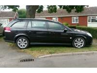 Vauxhall Vectra 'Exclusive' Estate 1.9cdti