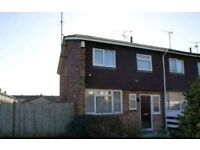 3 bedroom house to rent, Woodley, Reading