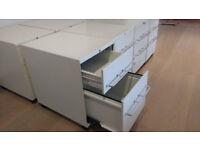 Tecno filing cabinets x 8