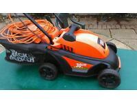 Black&Decker electric mower