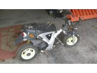 Gilera ice 50cc breaking for parts