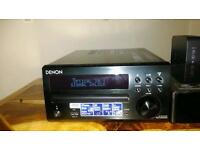 Denon DM40-DAB. Mint condition, warranty
