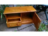 Pine TV Cabinet priced to go