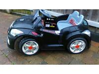 Kids Audi battery powered car (SOLD)