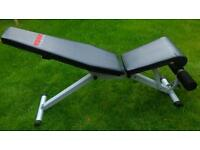 YORK heavy duty weight bench