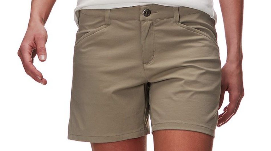 "Patagonia Women's Quandary Shorts 5""- Size 10 - Colorshale 58091 New Free Ship"
