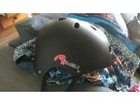 Apex bike / skate helmet