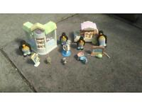 Selection of sylvanian families toys
