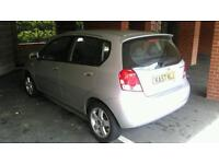 2008 Chevrolet Kalos,Manual,2009 Ford focus,Automatic,2003 Vauxhall Corsa Manual.