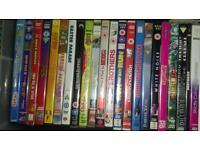 Bundle joblot 65+ DVDs all originals car boot or market