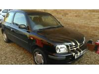 (SOLD STC)Nissan micra 1.0 Auto low miles