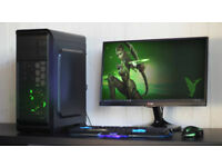 Gaming PC Desktop Computer Pay Monthly