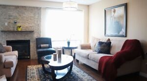 Furnished All-inclusive Waterloo House!