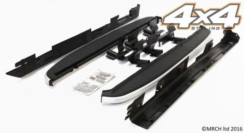 For Rover Range Rover Sport 2005 - 2013 Side Steps Running Boards & SILLS Set