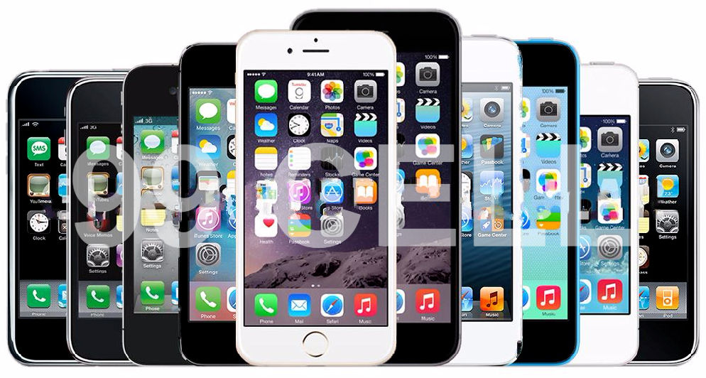 Iphone - Apple iPhone 4 4S 5 5C 5S SE 6 6S 7 Plus GSM Factory Unlocked AT&T - T-Mobile