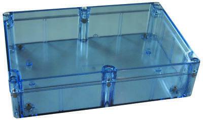 Bud Industries-bt-2723-enclosurepcb Boxpolycarbonateblue