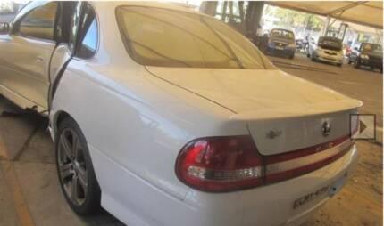 WH GRANGE REAR GARNISH NOW WRECKING ENTIRE CAR HSV LS1 250KW Morisset Lake Macquarie Area Preview