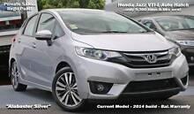 2014 Honda Jazz VTi-L Auto Hatch 5dr Railway Estate Townsville City Preview