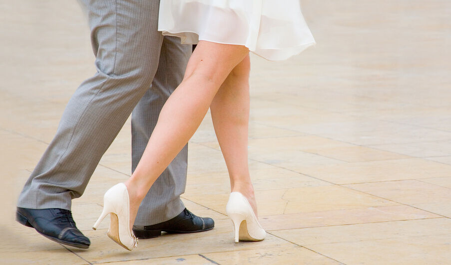 A Woman's Guide to Dance Shoes