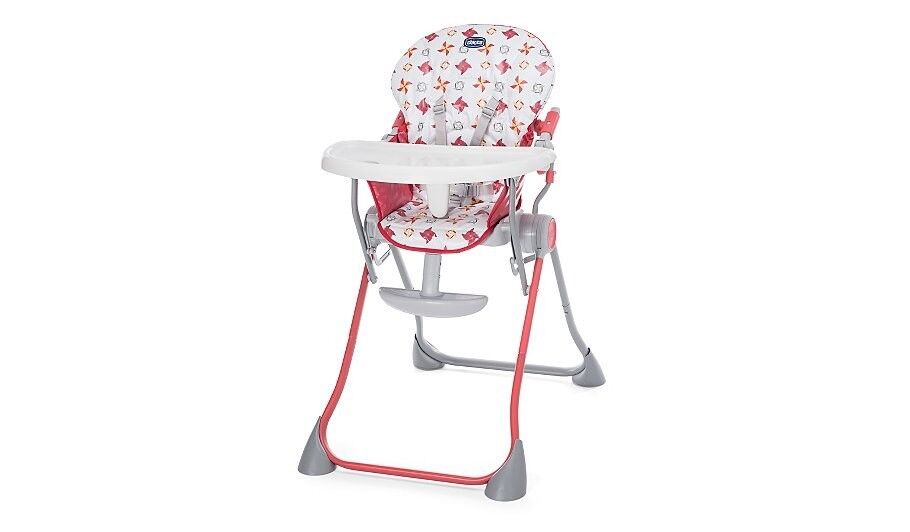 Brand new unboxed Chicco pocket meal high chair