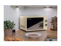 Brand New unopened Russell Hobbs cream microwave