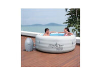 Lay Z Spa Vegas Hot Tub and accessories