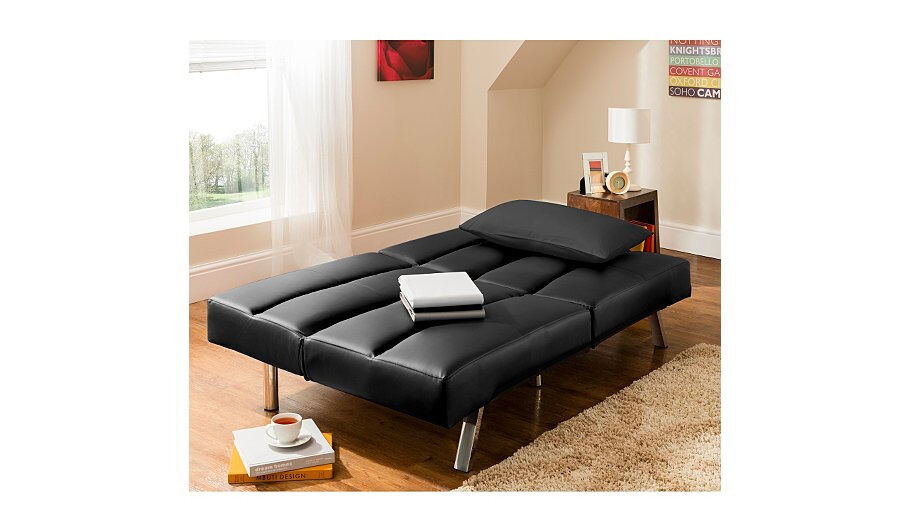 Sofa Bed- Black