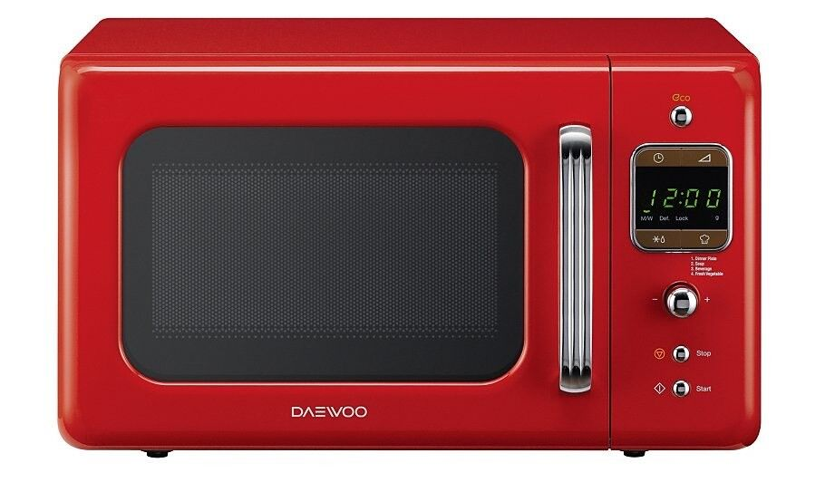 Daewooo Retro microwavein Birmingham City Centre, West MidlandsGumtree - I have a Daewoo retro microwave. It is a red coloured one. In excellent condition. Collection from Birmingham city centre