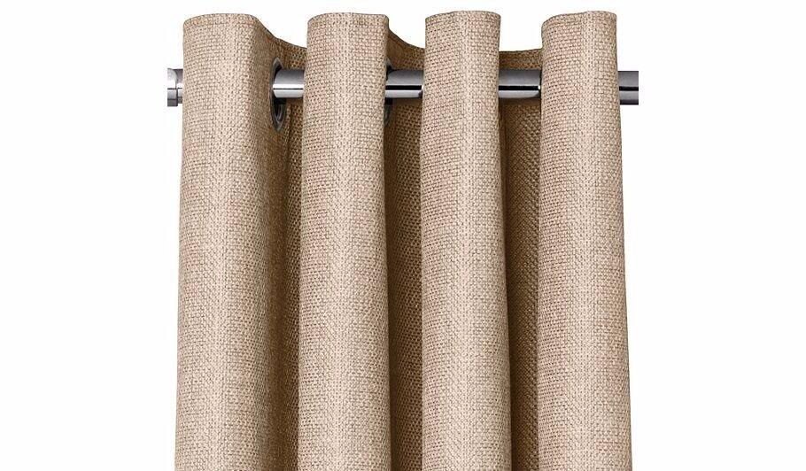 Hopsack curtains 66 x 72 Inch (168cm x 182cm)/ 90 x 90 Inch (228cm x 228cm)
