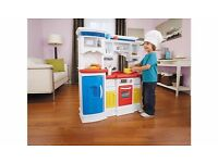 New Little Tikes Gourmet Prep 'n Serve Kitchen RRP £99, i am selling for £49 free delivery available