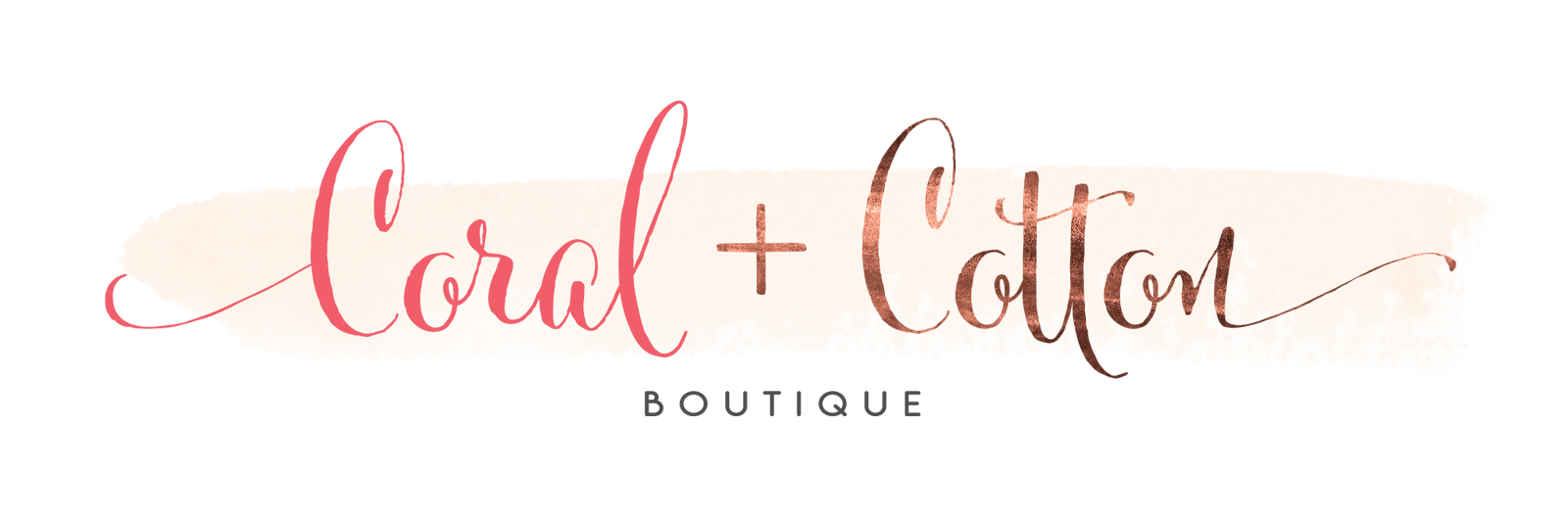 Coral + Cotton Boutique