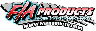 FA Products Engine and Performance