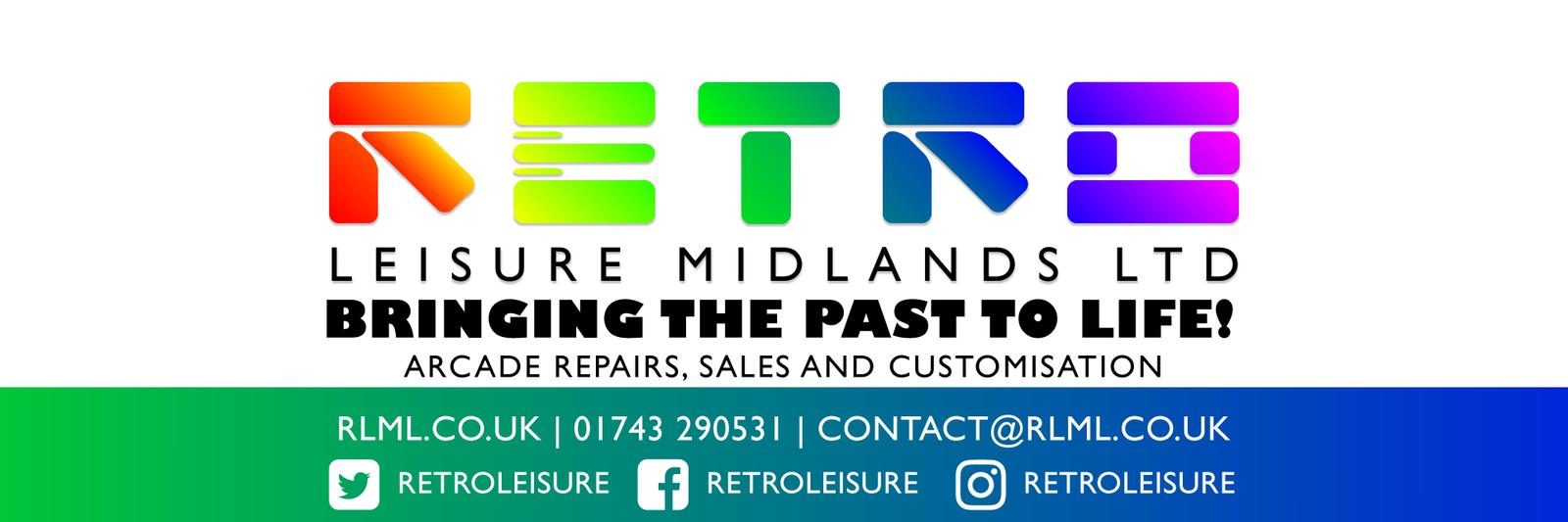 Retro Leisure Midlands Ltd