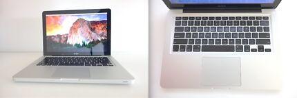 MacBook + very CLEAN condition + 160gb 4gb ram + NEW case!