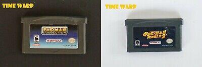 PAC-MAN COLLECTION & PAC-MAN WORLD 2 NINTENDO GBA comprar usado  Enviando para Brazil