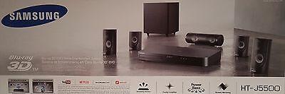 Samsung HT-J5500/EN 5.1 Heimkinosystem, 1000W, Bluetooth, WLAN (C102-104)