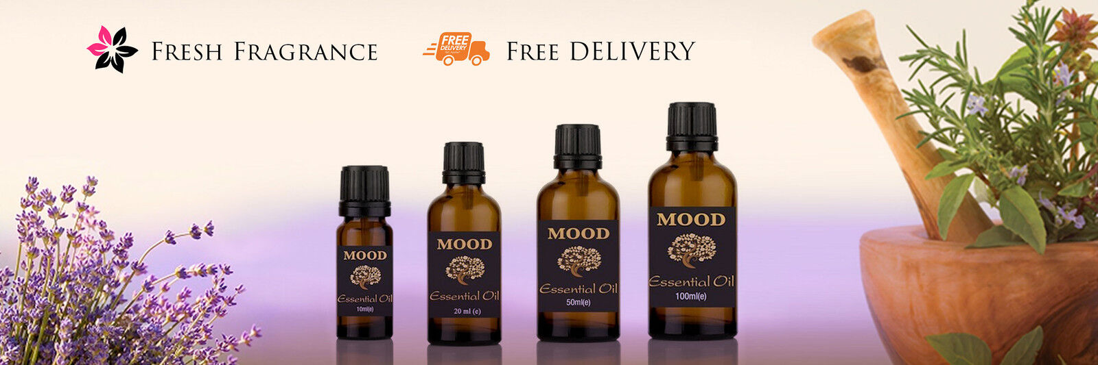 Mood Essential Oils