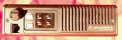 Motorola Maxtrac 100 Radio Model D33mja73a5ck