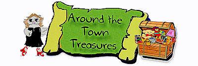 Around the Town Treasures