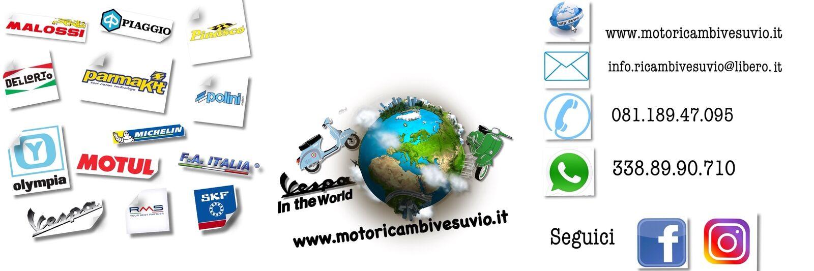 Motoricambi Vesuvio