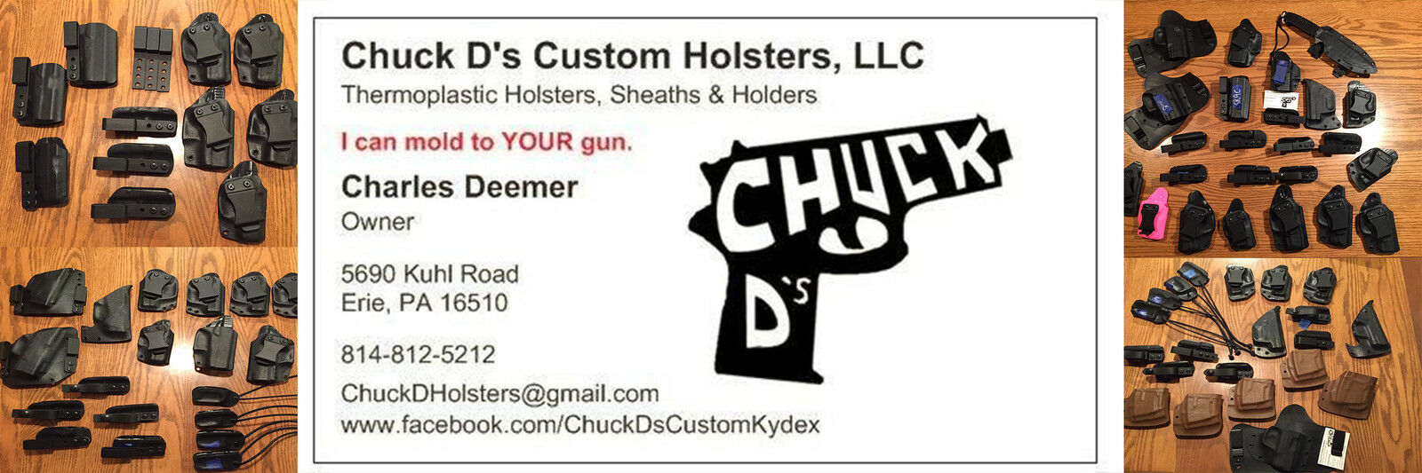 Chuck D's Custom Holsters, LLC
