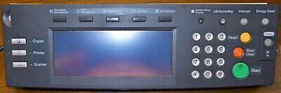 Kyocera Km8030 Km6030 Operation Unit Control Panel Display